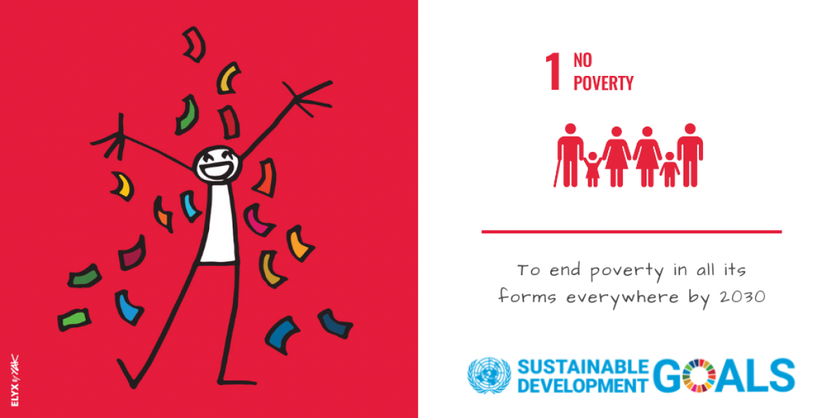 Global Goal n.1 | End poverty in all its forms everywhere